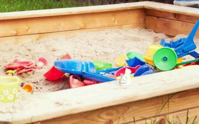 Jak zdezynfekować piaskownicę?